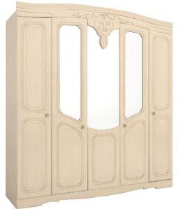 Шкаф 5Д Николь (Сокме)