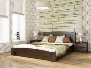 Кровать Селена Аури\подъёмный механизм (Эстелла)