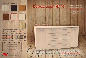 Комод ТКБ 384 (БМФ)