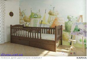 Кровать Карина (Мебигранд)