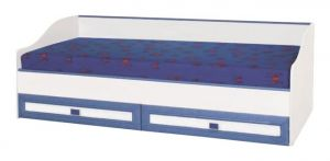 Кровать нижняя №1 Твинс (Сокме)