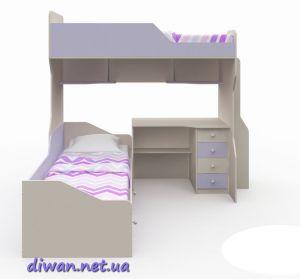 Кровать двухъярусная Лимбо (М)
