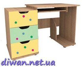 Стол письменный Никита (Мебель-Сич)