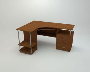 Угловой компьютерный стол СУ-4 (Компанит)