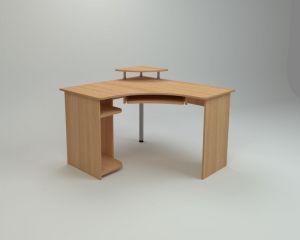 Угловой компьютерный стол СУ-8 (Компанит)