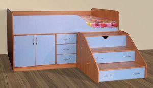 Кровать детская Люси 2 (Світлиця) (1)
