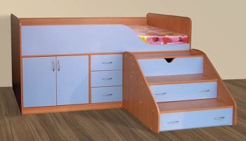 Кровать детская Люси 2 (Світлиця)