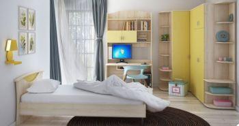 Кровать 90 Домино (Сокме)