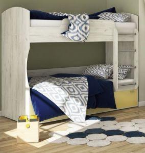 Кровать двухъярусная Домино (Сокме)
