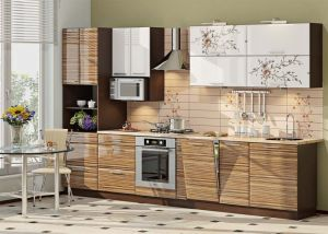 Кухня Хай-Тек КХ-6147