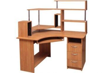 Компьютерный стол угловой Компакт (Пехотин)