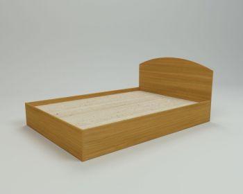 Кровать-140 (Компанит)