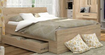 Кровать 1400 Гринвич (Сокме)