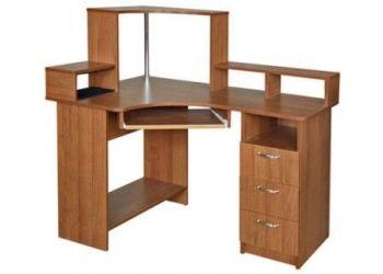 Компьютерный стол угловой Лидер (Пехотин)