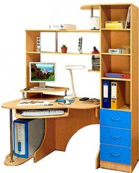 Компьютерный стол Лиситея (Ника)