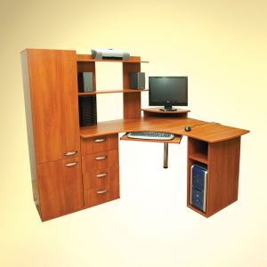 Компьютерный стол Ника 25