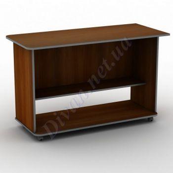 Приставной стол СП-4к (на колесной базе) (АКМ)