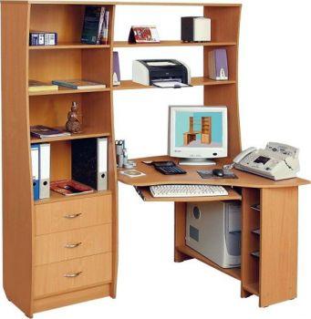 Компьютерный стол Сатурн (Ника)