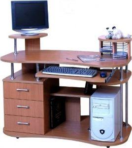 Компьютерный стол Эррипо (Ника)