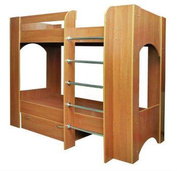 Кровать двухъярусная Дуэт-2 (Пехотин)