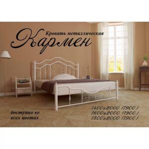 Кровать Кармен (Металл Дизайн)