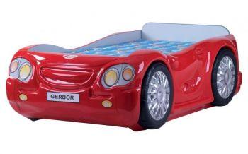 Кровать-машинка Лео (Гербор)