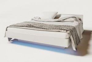Кровать двухспальная Бьянко (Світ Меблів)