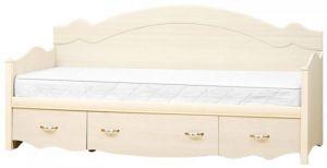 Кровать односпальная Ш Селина (Світ Меблів)
