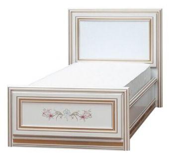 Кровать односпальная Сорренто (Світ Меблів)