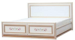 Кровать двухспальная Сорренто (Світ Меблів)