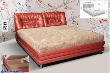 Кровать Вероника (Світлиця)