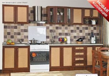 Кухня Тина Нова 2,6м (БМФ)