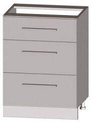 Шкаф-стол 600 СШ-725 (3 ящика) Арли