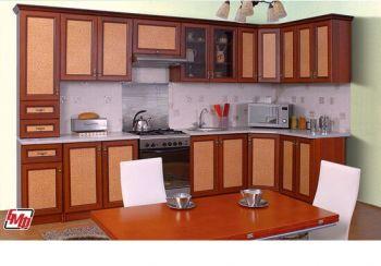 Кухня Оля люкс 2,6м +угол (БМФ)
