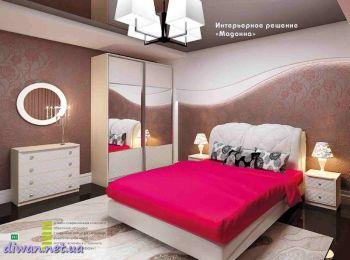 Кровать Мадонна (Модерн)