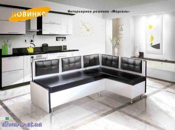 Кухонный уголок Марсель (Модерн)