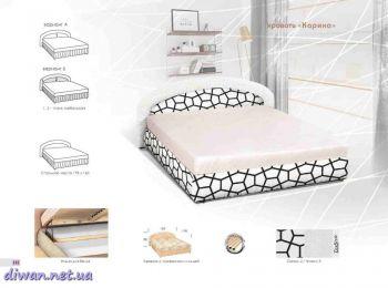 Кровать Карина (Модерн)