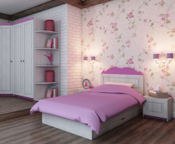 Детская кровать Адель А-13
