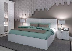 Кровать двуспальная Сильвия