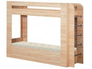 Кровать двухъярусная Олимп (Пехотин)