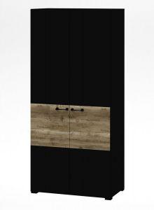 Шкаф 2-х дверный СО-07