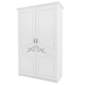 Шкаф распашной 2-дверный ЛИ-09