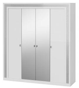 Шкаф распашной Zarina 4 двери