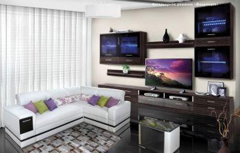 Модульная гостиная Флоренция (Модерн)