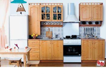 Кухня Карина с пеналом 2,0м (БМФ)