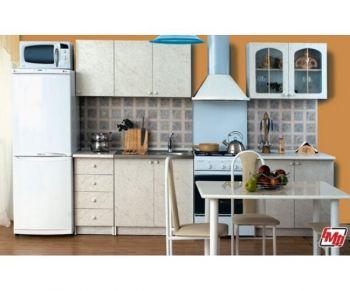 Кухня Агата 2,0м (БМФ)