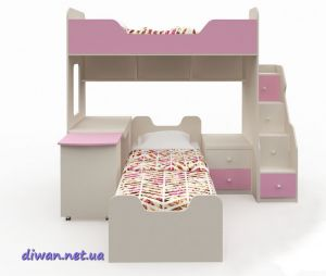 Кровать двухъярусная Челси (М)