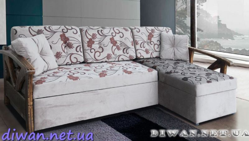 диван угловой даллас світлиця купить мебель недорого в киеве