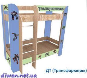 Кровать двухъярусная Даня (Мебель-Сич)