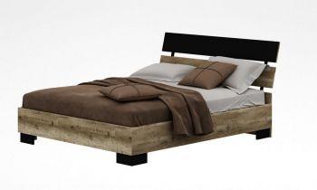 Двуспальная кровать Соломон СО-02